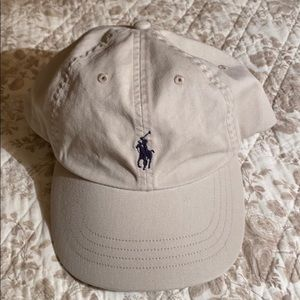 Polo ball cap, vintage but like new